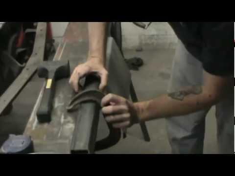 NIssan floor pan repair