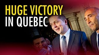 Conservative victory in Quebec wasn't an accident   Eric Duhaime