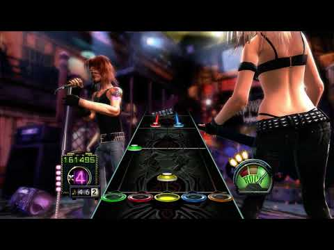 Guitar Hero 3 Same Old Song And Dance Expert 100% FC (217995)