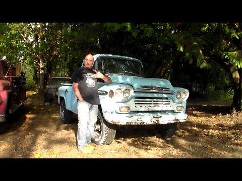 1959 Chevy Napco 4X4 Pickup