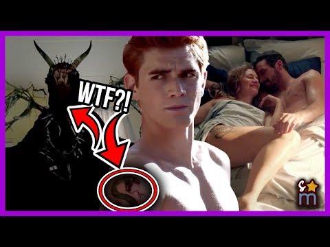 RIVERDALE Season 3 Trailer: Archie A Serpent? Hookups & Creepy Rituals? Teaser Breakdown