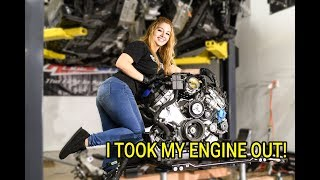 Ford DENIED my engine! Time to Fix it! Mustang Shelby GT350 REBUILD Part 1!