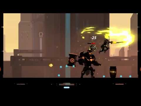 Overdrive - Ninja Shadow Revenge - Mobile Game