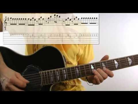 Applaus,Applaus- Sportfreunde Noten/Tabs Gitarre lernen online