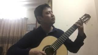 Guitar Solo - Rừng xưa đã khép (ns Trịnh Công Sơn) - Lê Hùng Phong