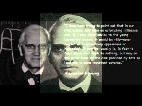 Alexander Fleming - Los pasajes de la historia