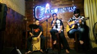 Ngôi Nhà Hạnh Phúc - Để Em Rời Xa Cover - Singer Minh Sói - Guitarist: Minh Đức - Cajon: Tú Lựu Đạn