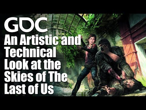 Moving the Heavens: An Artistic and Technical Look at the Skies of The Last of Us
