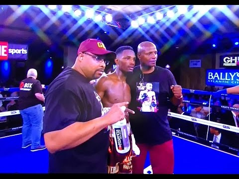 KENNETH SIMS GET UNANIMOUS DECISION OVER ROBLES.....POSSIBLE PROSPECT AT 122 POUNDS