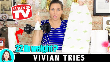 Mighty Bamboo Towel Review - Testing As Seen On TV Products