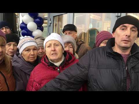Открытие магазина «Санта» в Витебске