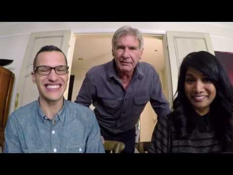 Star Wars: The Force Awakens + Harrison Ford + Omaze
