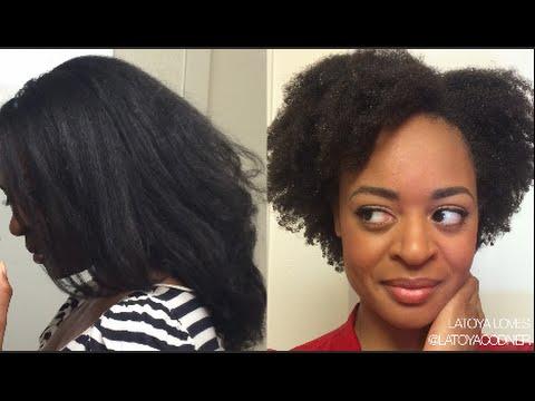 Long Natural African American Hair Pinterest
