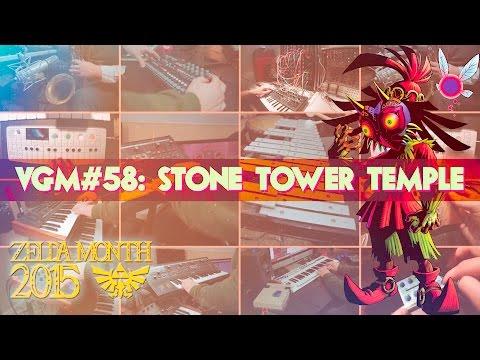 VGM #58: Stone Tower Temple (Majora's Mask)