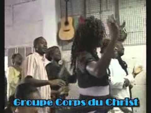 TONGO ETANA ( Groupe Corps du christ ) Inauguration du Gospel school corps du Christ