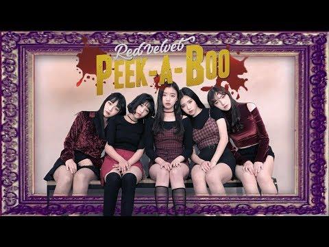 Red Velvet 레드벨벳 - 피카부 (Peek-A-Boo) Dance Cover.