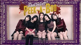 Red Velvet 레드벨벳 - 피카부 (Peek-A-Boo) Dance Cover.