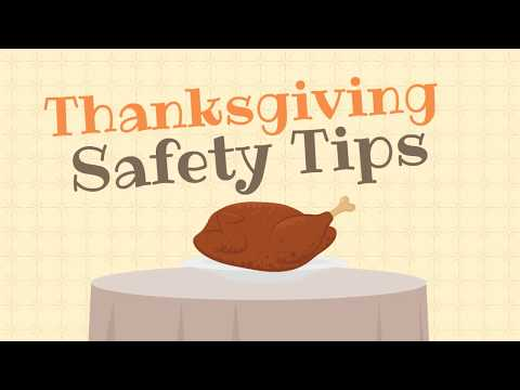 Martha Quinn - Wellness Shot: Thanksgiving Cooking Tips From The Red Cross