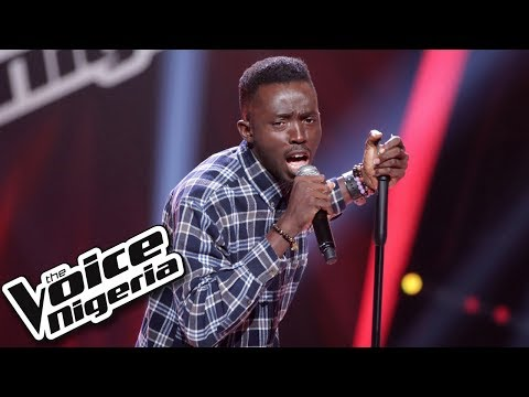 "Torisheju Ogbe sings ""Wake me up"" / Blind Auditions / The Voice Nigeria Season 2"
