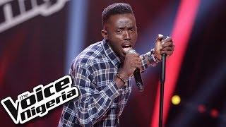 "Torisheju Ogbe sings ""Wake me up"" / Blind Auditions / The Voice Nigeria Season 2"