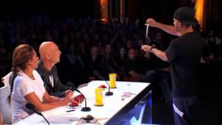 Фокусы на шоу талантов(Вступайте в нашу группу - http://vk.com/club82734257., 2014-06-15T21:14:20.000Z)