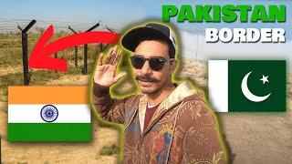 Close to India-Pakistan Border