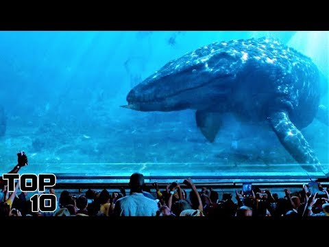 Top 10 Extinct Animals We Shouldn't Bring Back To Life - Part 2