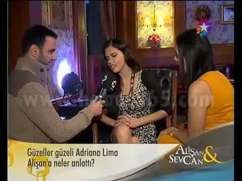 Alişan Adriana Lima Röportajı 2013
