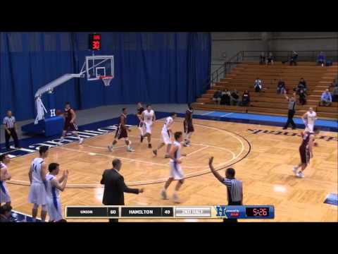 Michael Grassey Freshman Highlights - Hamilton College