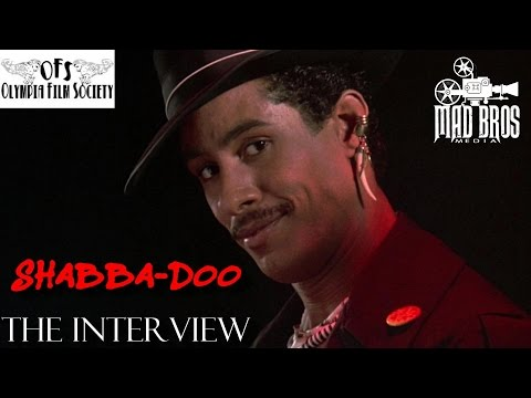 Shabba-Doo :The Interview At The Olympia Film Festival 2016