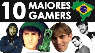 10 Maiores Gamers do Brasil │2016