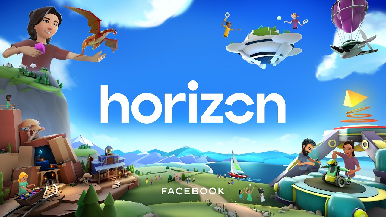 Facebook Horizon | New Worlds in the Making