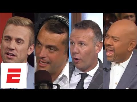 The best reactions from Cristiano Ronaldo's hat trick vs. Spain | ESPN Voices