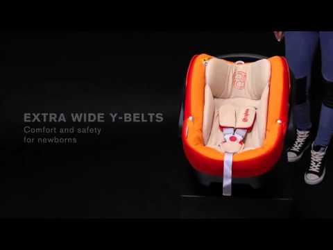 Cybex Aton Q Baby Car Seat Review