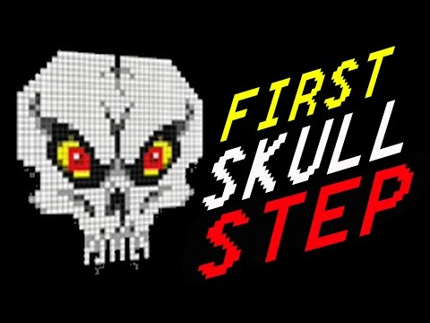 """Tutorial ((Step #1)) How To Get The FIRST Skull """"GHOST N SKULLS 2"""""""