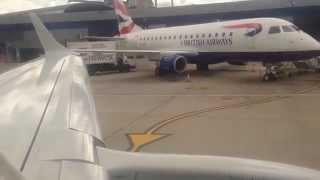 British Airways CityFlyer ERJ190 | Palma Majorca-London City | BA8484 |