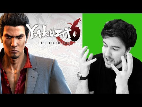 Why You Need To Try A Yakuza Game