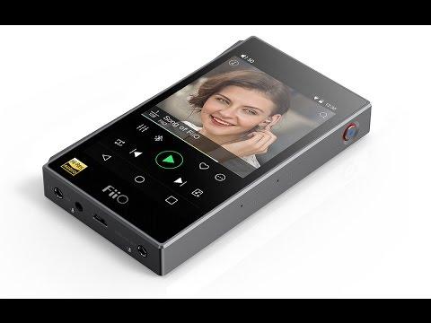 Nuevo Fiio X5III - Reproductor Mp3 con Bluetooth y Android (Spotify, Tidal, etc).