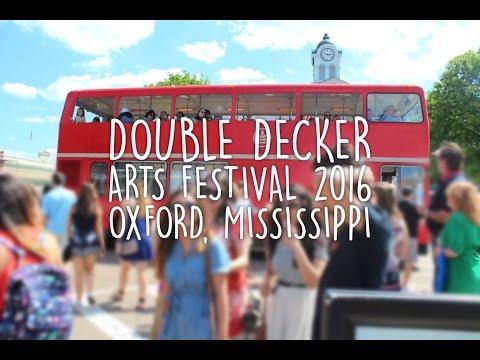 Oxford Double Decker Festival 2016