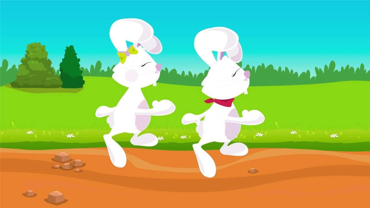 Saltan los conejitos