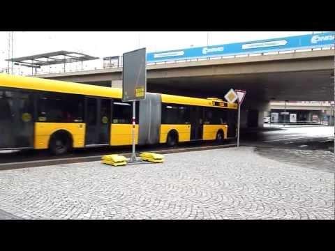 Buses in Dresden, Germany