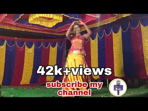 Machana Pathingala Dance -tamilnadu village record dance programe 2017