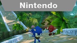 Nintendo - Sonic Boom Gamescon Trailer