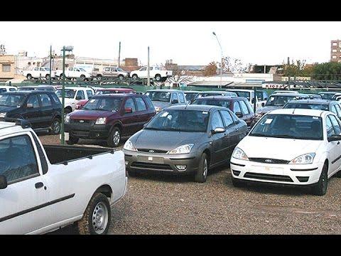 Chilenos En Directo: El Mercado De Automóviles Usados En Chile