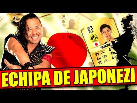 ECHIPA de JAPONEZI