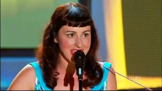 Abbie Cardwell - Ode to Billy Joe (Blind Auditions - The voice)