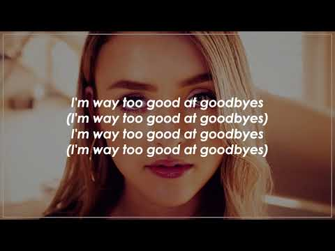 Too Good At Goodbyes - SAM SMITH - Alicia...