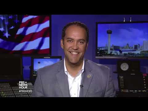 PBS NewsHour full episode Aug. 23, 2017