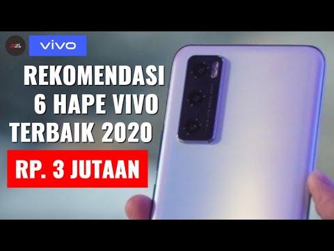 5 HP VIVO Terbaru Tahun 2020.