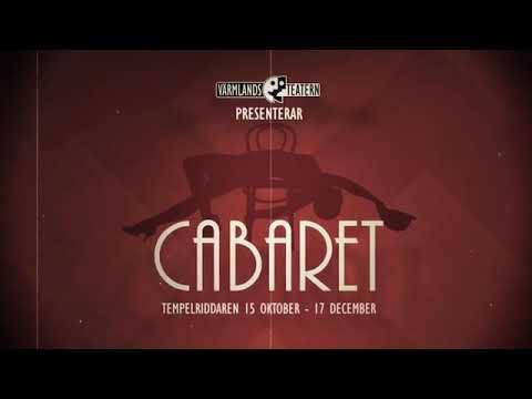 Cabaret på Tempelriddaren - Teaser höst 2011